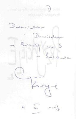 autograf kasd
